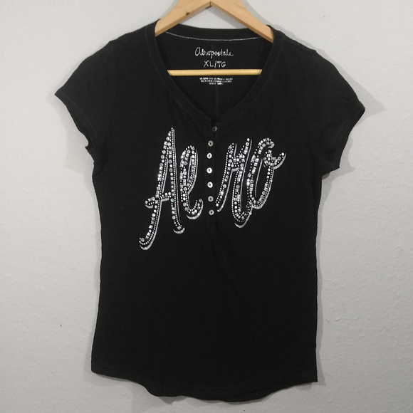 Aeropostale Tops - Aeropostal Blinged Out Tee